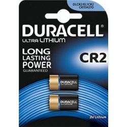 Duracell DL CR2 x2