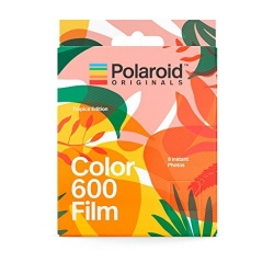 Polaroid Color 600 Tropics Edition (data prod. 2018/04)
