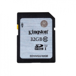 Karta SDHC 32GB kl. 10 Kingston
