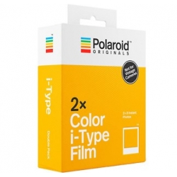 Polaroid I-Type Color 2-Pack