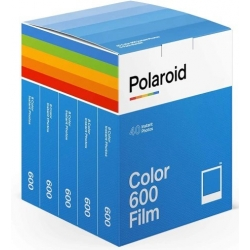 Polaroid Color 600 5-Pack (5x8) data prod. 09/2020