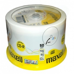 CD-R 52x MAXELL 50-cake do zadruku